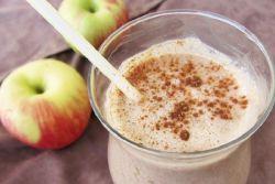 смузи из яблок