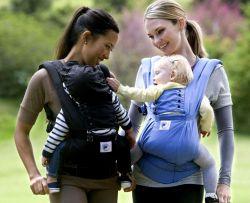 со скольки месяцув можно сажать ребенка в кенгуру