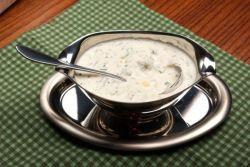 Белый соус для шаурмы