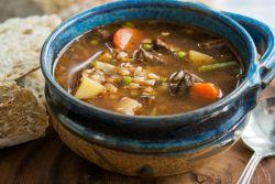 суп гречневый с тушенкой рецепт