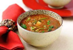 суп из чечевицы рецепт вегетарианский