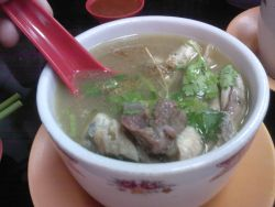 Суп из черепахи