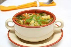 Суп из капусты рецепт