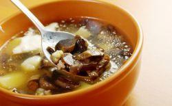 суп из маслят в мультиварке