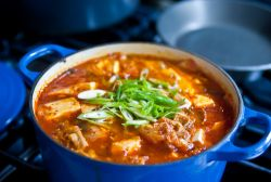 Как сделать суп кимчи в домашних условиях
