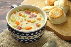 суп с консервированным горошком рецепт