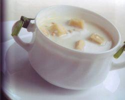 приготовление молочного супа