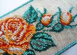 Вышивка бисером для начинающих