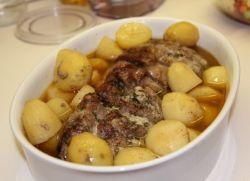 Свиная шейка с картошкой