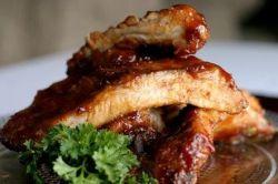 свиные ребрышки рецепт в аэрогриле