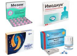 Какие таблетки помогают от поноса