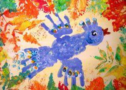 Нетрадиционное рисование в детском саду