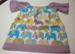 платье для девочки своими руками