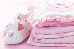 Приданное для новорожденного весной список