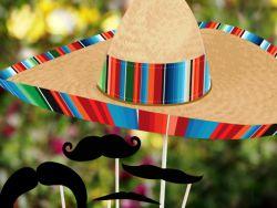 Как сделать мексиканскую шляпу своими руками