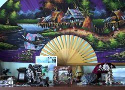 тайланд сувениры из дерева