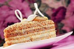 Приготовление торт наполеон в домашних условиях