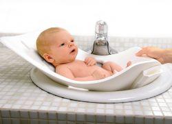 Какие бывают ванночки для купания новорожденных?