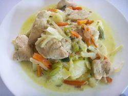 варить рыбный суп из консервов