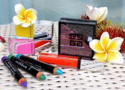 весенняя коллекция макияжа живанши 2015