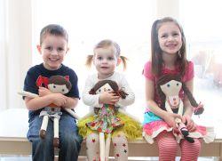 куклы из ткани своими руками