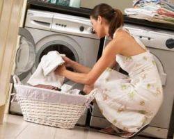 Выведение пятен с одежды
