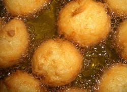 печеные сырные шарики рецепт с фото
