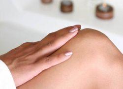 Откачивание жидкости из коленного сустава