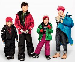 Картинки по запросу зимняя детская одежда