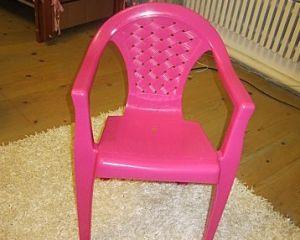 1. Плетеная мебель своими руками