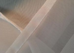 Как подшить тюль в домашних условиях
