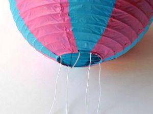 Плетеные шары из бумаги своими руками