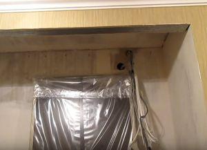 Шкаф для коридора своими руками1