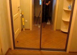 Шкаф для коридора своими руками54