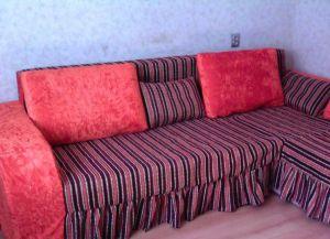 Чехол на угловой диван13