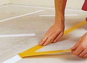 Как стелить ковролин - обзор способов и технология выполнения работ