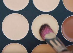 Как краситься палеткой консилеров