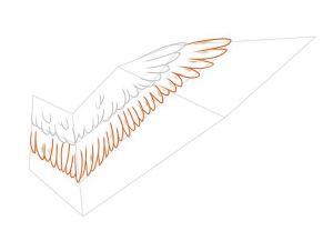 как нарисовать ангела 10