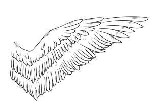 как нарисовать ангела 12