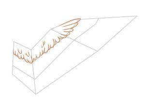 как нарисовать ангела 9