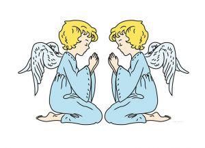 как нарисовать ангела 22
