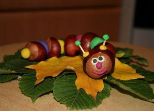 Поделки к празднику осени для начальных классов 3