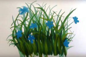 как нарисовать цветок поэтапно 24