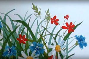 как нарисовать цветок поэтапно 37