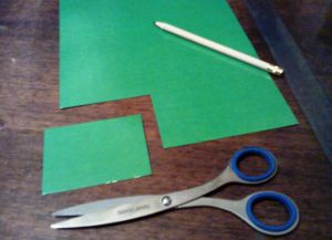 как сделать маме подарок из бумаги 2