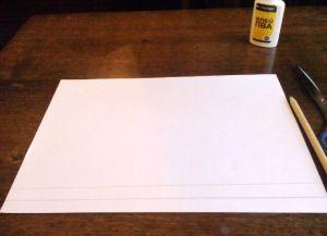 как сделать маме подарок из бумаги 3