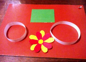 как сделать маме подарок из бумаги 8