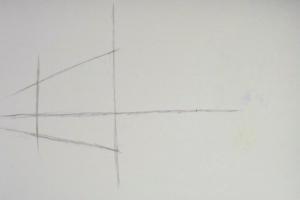 как нарисовать дом 3