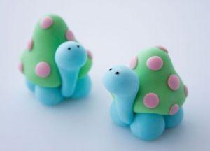 игрушки из полимерной глины 10