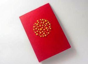 новогодние открытки своими руками с детьми 19